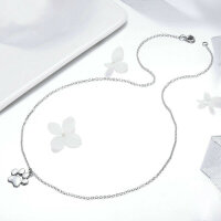 Necklace paw
