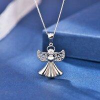 Anhänger Engel mit Herz