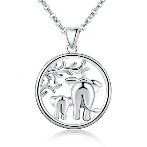 Pendant elephants