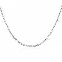 Necklace flexible pearl