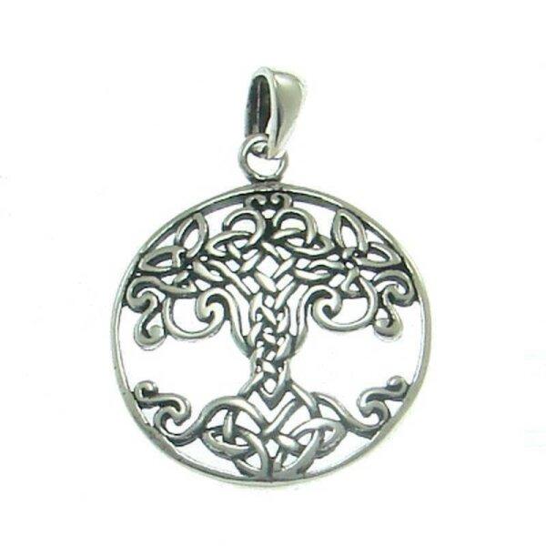 Anhänger keltischer Lebensbaum