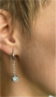 Ohrhänger klassisch schön mit Zirkonia