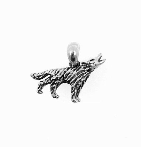 Anhänger Wolf / Hund